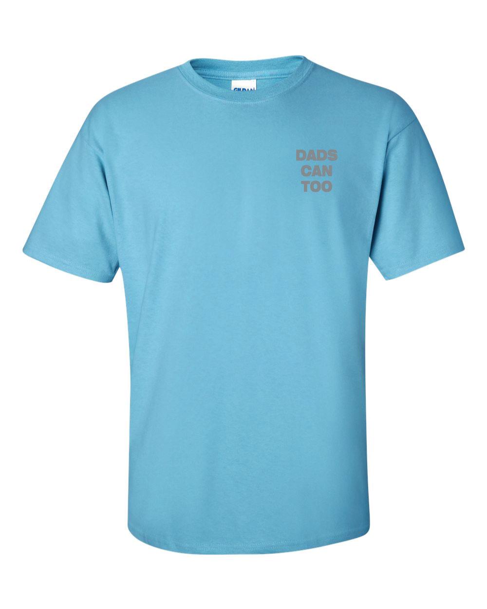 Sapphire blue t-shirt